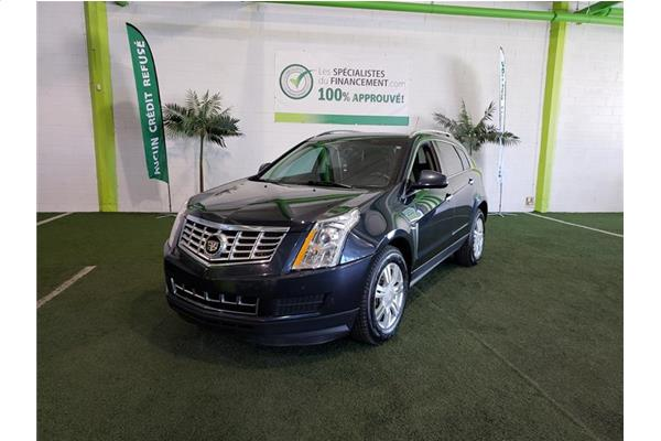 Cadillac SRX AWD 4dr Luxury 2016