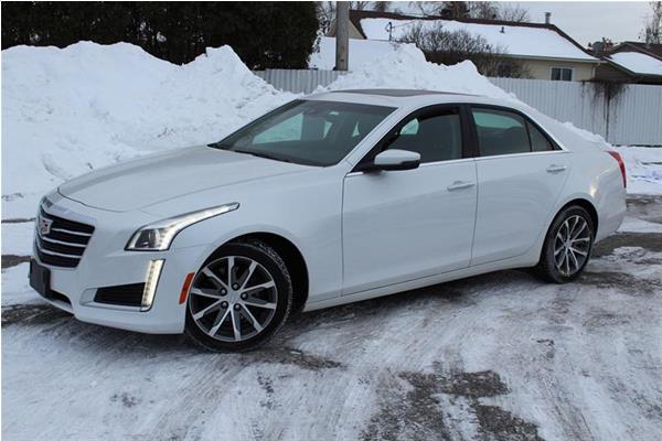 Cadillac CTS Sedan Luxury Collection AWD 2016